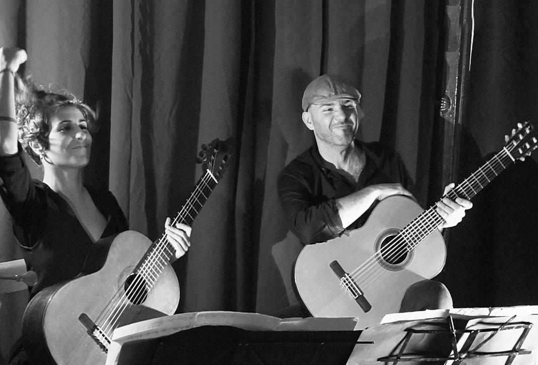 Barnasants - Artistes - CARLO DONNEDU & CATERINANGELA FADDA