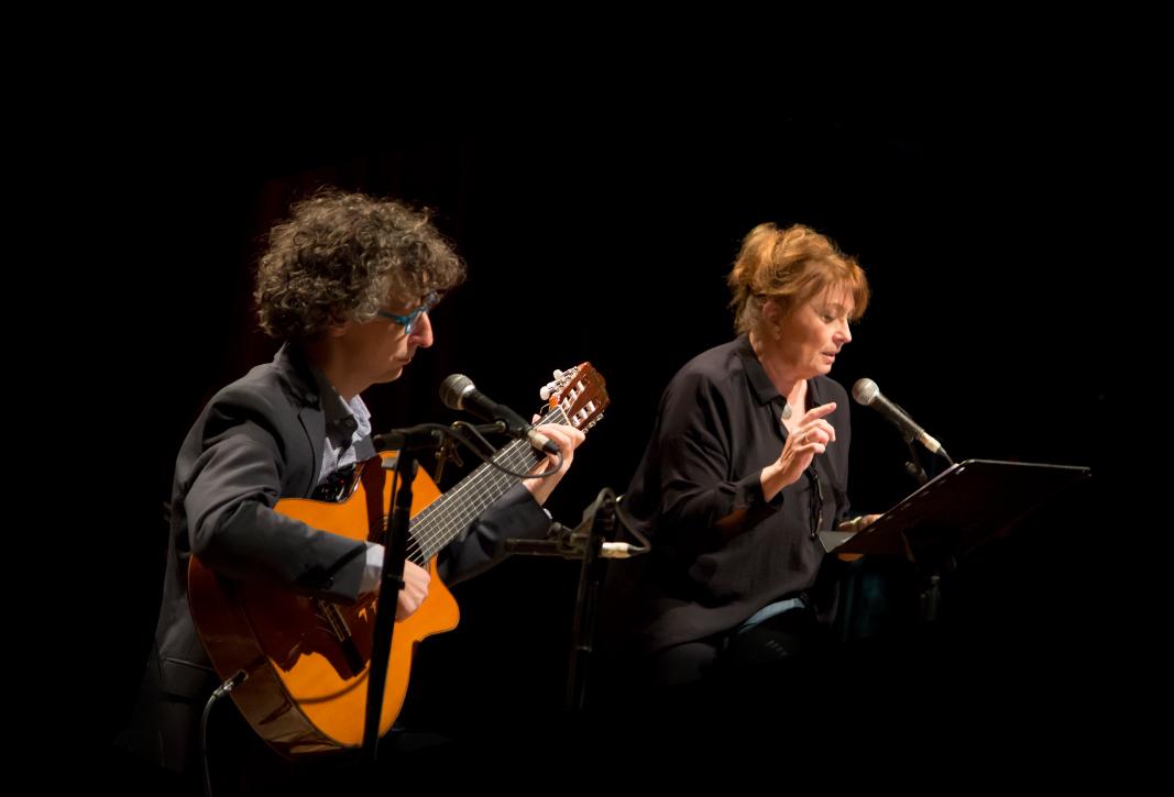 Barnasants - Artistes - MERCé SAMPIETRO I EDUARD INIESTA