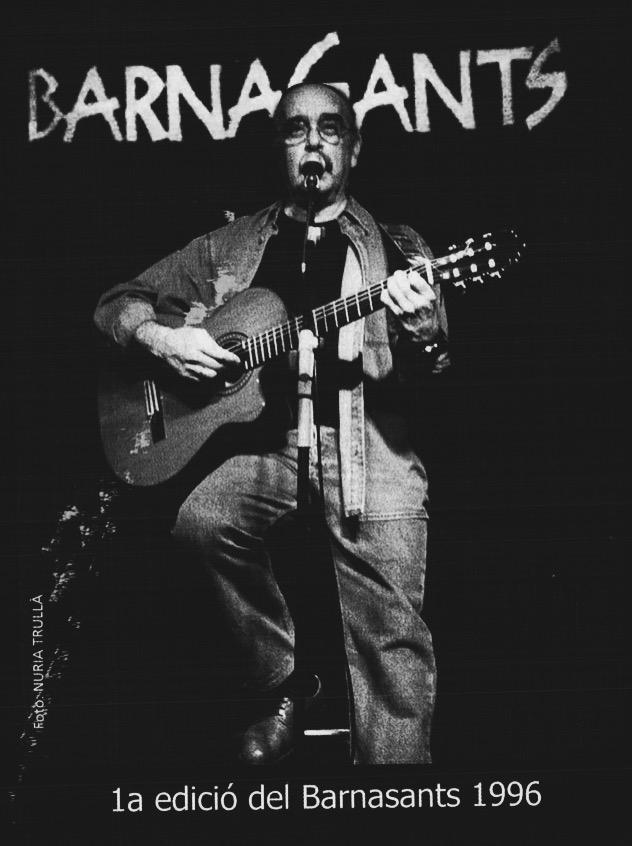 Barnasants - Notícies - LABORDETA BARNASANTS 96
